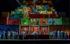 Review: The Rise And Fall Of The City Of Mahagonny (Royal Opera House)