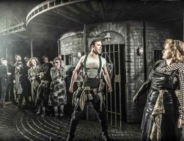 Review: Urinetown (St James Theatre)