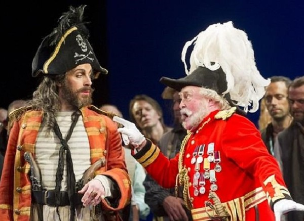 Review: Mike Leigh's Pirates of Penzance (ENO, London Coliseum)